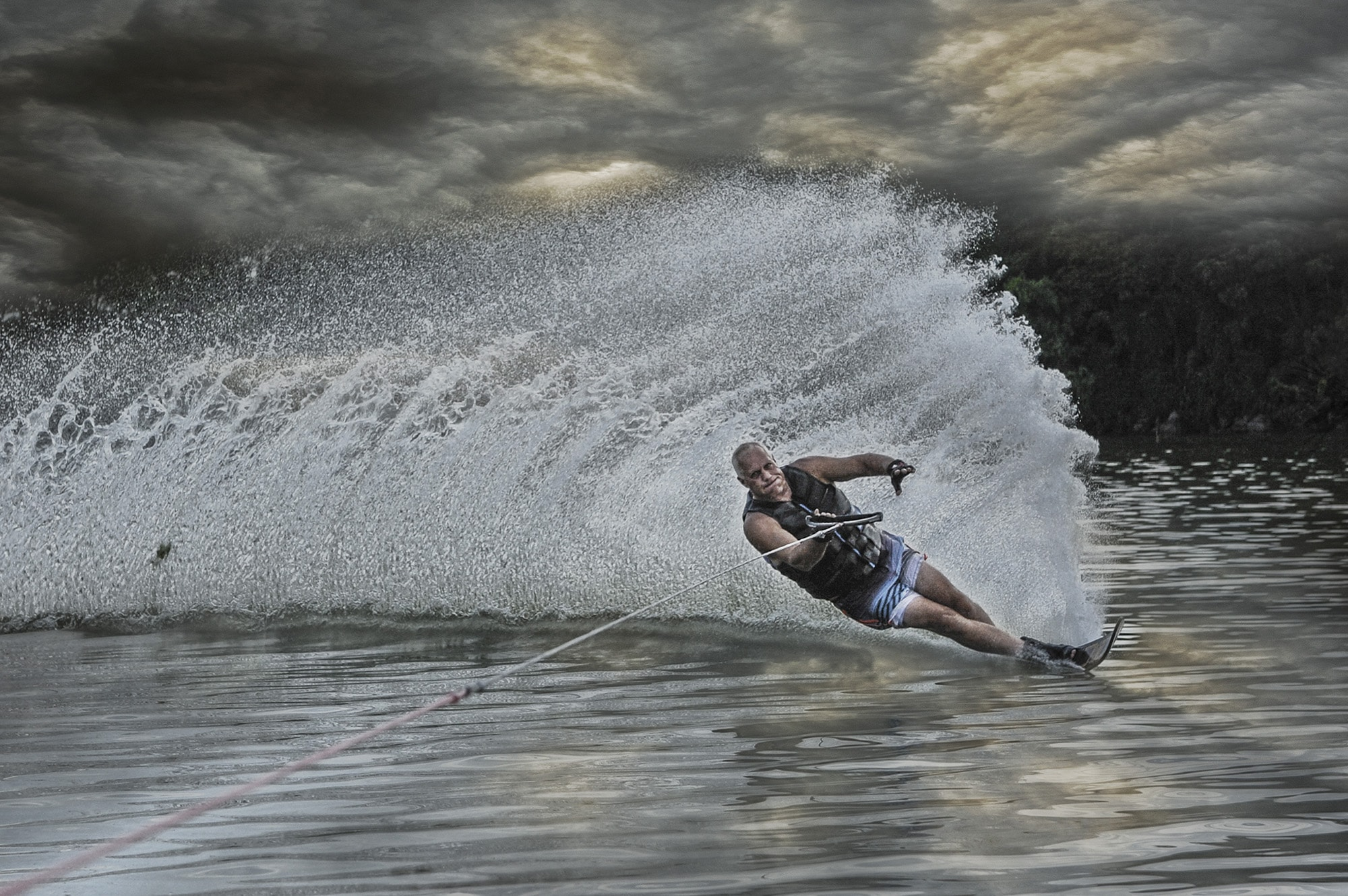 Sports Water Skiing